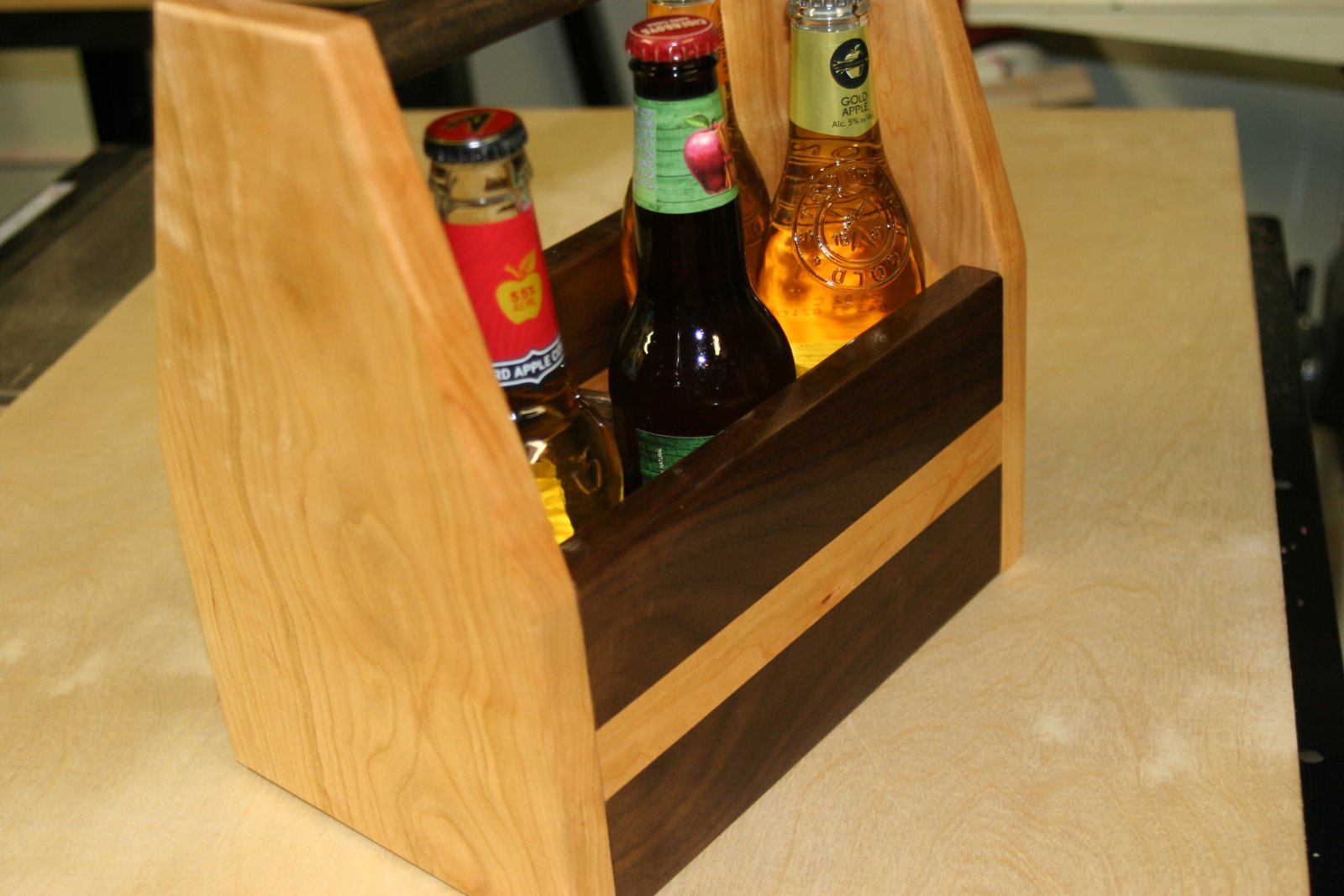 Beer Caddy for boss