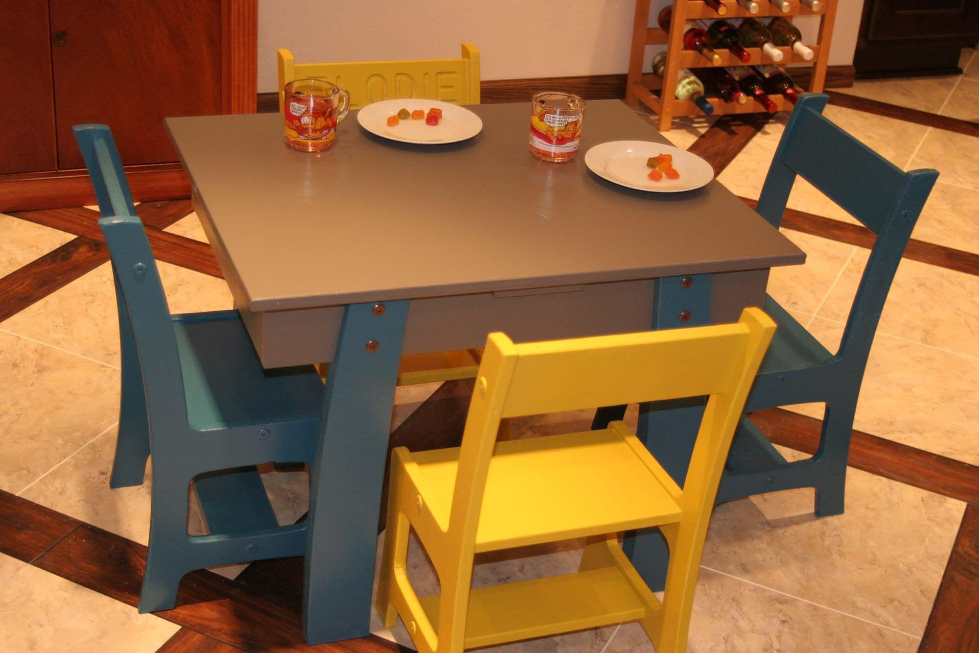 Kiddie Cocktail Table